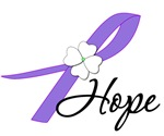 Hodgkin's Lymphoma Hope Ribbon T-Shirts & Gifts