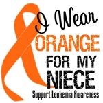 I Wear Orange For My Niece Shirts &amp; Gifts