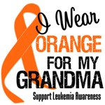 I Wear Orange For My Grandma T-Shirts &amp; Gifts