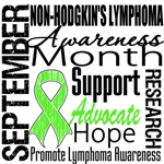 Non-Hodgkin's Lymphoma Awareness Month Tribute Tee