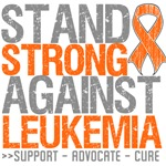 Stand Strong Against Leukemia Shirts