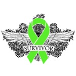Lymphoma Survivor Wings