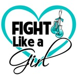Fight Like a Girl Cervical Cancer
