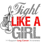 Gloves Fight Lung Cancer Shirts and Gifts
