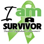 I am a Survivor Lymphoma Shirts and Gifts