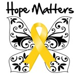 Hope Matters Childhood Cancer Shirts