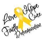 Hope Inspirational Childhood Cancer Shirts