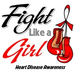 Heart Disease Fight Like a Girl