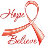 Hope Believe Heart Disease Shirts and Gifts