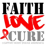 Faith Love Cure Heart Disease