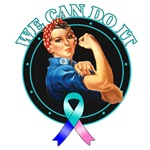 We Can Do It Thyroid Cancer Shirts