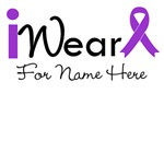 Personalize Lupus Shirts