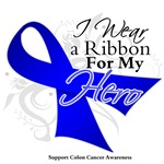 Hero Colon Cancer Shirts