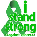 I Stand Strong Against Bile Duct Cancer Shirts