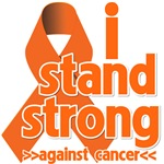 I Stand Strong Against Leukemia Shirts
