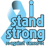 I Stand Strong Against Prostate Cancer Shirts