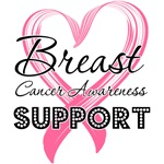 Support Breast Cancer Shirts