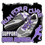 Run Cure Hodgkins Lymphoma Shirts