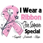 For Someone Special Breast Cancer Shirts