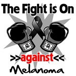 The Fight is On Melanoma Shirts