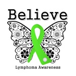 Believe - Lymphoma Shirts and Gifts