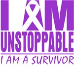 Unstoppable Pancreatic Cancer Shirts and Gifts