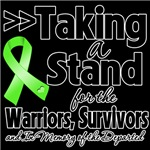 Taking a Stand Lymphoma Shirts