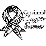 Carcinoid Cancer Survivor Shirts and Gifts