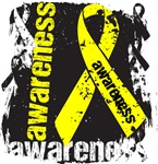 Ewing Sarcoma Awareness Grunge Shirts