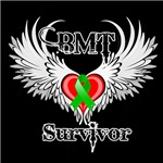 Bone Marrow Transplant BMT Survivor Winged Shirts