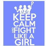 Esophageal Cancer Keep Calm and Fight Like a Girl