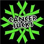 Non-Hodgkins Lymphoma Cancer Sucks Shirts and Gear