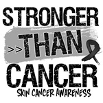 Skin Cancer - Stronger than Cancer Shirts