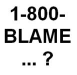 Blame Somebody