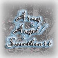 Army Angel/Sweetheart Items