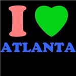 I love Atlanta