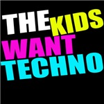 The Kids Want Techno - Music Shirts