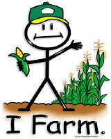 I Farm T-Shirt