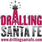 Drilling Santa Fe Oily Logo