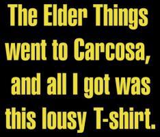 Elder Things T-Shirt