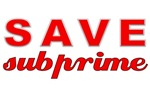 Save Subprime
