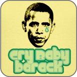 Cry Baby Barack