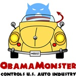 Obama Monster Controls Auto Industry
