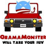Obama Monster will take your SUV