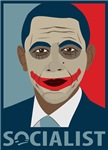 Anti-Obama Joker Socialist