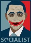 Anti-Obama Joker Socialist