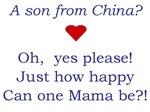 A Son From China
