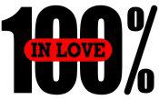100 Percent In Love