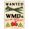 Wanted: WMD's