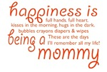 Happiness is Motherhood